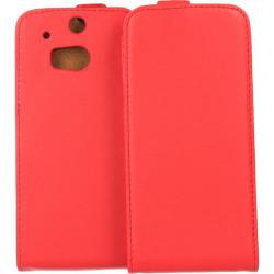 KABURA SLIGO ELEGANCE HTC ONE M8 M8S CZERWONY