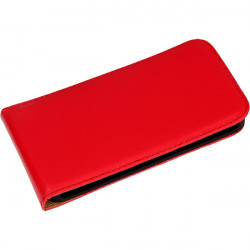 KABURA SLIGO ELEGANCE ETUI NA TELEFON SAMSUNG GALAXY S5 MINI G800 CZERWONY
