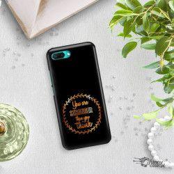 NEON GOLD ETUI NA TELEFON HUAWEI HONOR 10 COL-AL00 MIENIĄCE SIĘ ZLC114