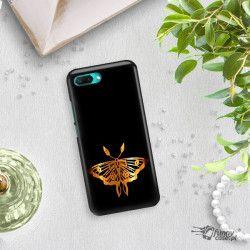 NEON GOLD ETUI NA TELEFON HUAWEI HONOR 10 COL-AL00 MIENIĄCE SIĘ ZLC122