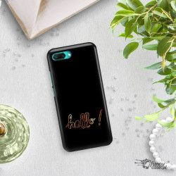 NEON GOLD ETUI NA TELEFON HUAWEI HONOR 10 COL-AL00 MIENIĄCE SIĘ ZLZ136