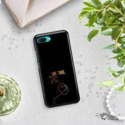 NEON GOLD ETUI NA TELEFON HUAWEI HONOR 10 COL-AL00 MIENIĄCE SIĘ ZLZ138