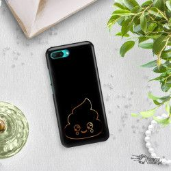 NEON GOLD ETUI NA TELEFON HUAWEI HONOR 10 COL-AL00 MIENIĄCE SIĘ ZLZ146
