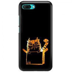 NEON GOLD ETUI NA TELEFON HUAWEI HONOR 10 COL-AL00 MIENIĄCE SIĘ ZLZ148