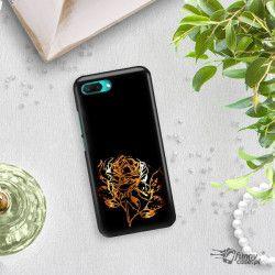 NEON GOLD ETUI NA TELEFON HUAWEI HONOR 10 COL-AL00 MIENIĄCE SIĘ ZLZ157