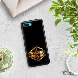 NEON GOLD ETUI NA TELEFON HUAWEI HONOR 10 COL-AL00 MIENIĄCE SIĘ ZLZ162