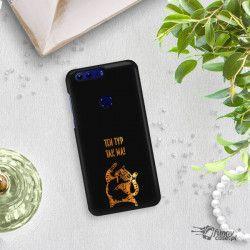 NEON GOLD ETUI NA TELEFON HUAWEI HONOR 8 FRD-L04   MIENIĄCE SIĘ ZLZ100