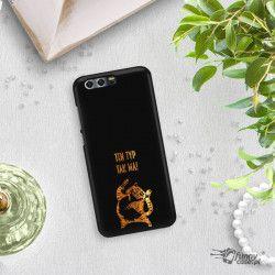 NEON GOLD ETUI NA TELEFON HUAWEI HONOR 9 MIENIĄCE SIĘ ZLC100