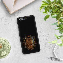 NEON GOLD ETUI NA TELEFON HUAWEI HONOR 9  MIENIĄCE SIĘ ZLC103