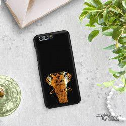 NEON GOLD ETUI NA TELEFON HUAWEI HONOR 9 MIENIĄCE SIĘ ZLC117