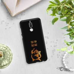 NEON GOLD ETUI NA TELEFON HUAWEI MATE 10 LITE MIENIĄCE SIĘ ZLZ100