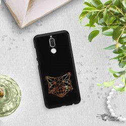 NEON GOLD ETUI NA TELEFON HUAWEI MATE 10 LITE MIENIĄCE SIĘ ZLC101