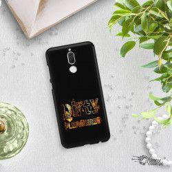 NEON GOLD ETUI NA TELEFON HUAWEI MATE 10 LITE MIENIĄCE SIĘ ZLC108