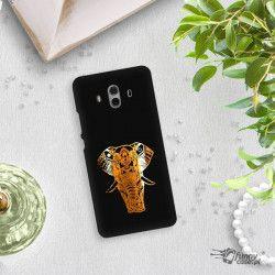 NEON GOLD ETUI NA TELEFON HUAWEI MATE 10 ALP-L09 MIENIĄCE SIĘ ZLC112