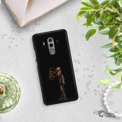NEON GOLD ETUI NA TELEFON HUAWEI MATE 10 PRO BLA-L09 MIENIĄCE SIĘ ZLC110