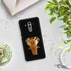 NEON GOLD ETUI NA TELEFON HUAWEI MATE 10 PRO BLA-L09  MIENIĄCE SIĘ ZLC112