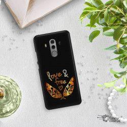 NEON GOLD ETUI NA TELEFON HUAWEI MATE 10 PRO BLA-L09 MIENIĄCE SIĘ ZLC113