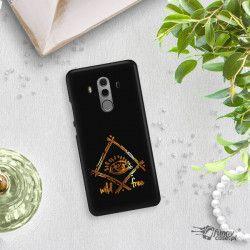 NEON GOLD ETUI NA TELEFON HUAWEI MATE 10 PRO BLA-L09 MIENIĄCE SIĘ ZLC115