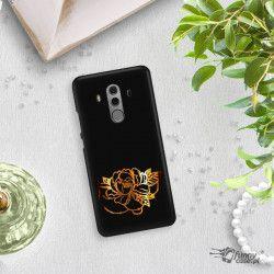 NEON GOLD ETUI NA TELEFON HUAWEI MATE 10 PRO BLA-L09 MIENIĄCE SIĘ ZLC125