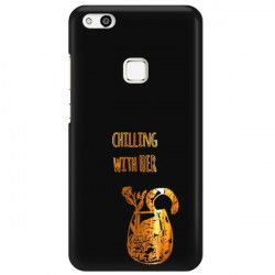 NEON GOLD ETUI NA TELEFON HUAWEI P10 LITE WAS-L03T MIENIĄCE SIĘ ZLC106