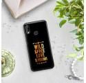 NEON GOLD ETUI NA TELEFON HUAWEI P20 LITE ANE-AL00 MIENIĄCE SIĘ ZLC111