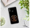 NEON GOLD ETUI NA TELEFON HUAWEI P20 LITE ANE-AL00 MIENIĄCE SIĘ ZLC114