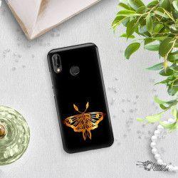NEON GOLD ETUI NA TELEFON HUAWEI P20 LITE ANE-AL00 MIENIĄCE SIĘ ZLC122