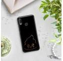 NEON GOLD ETUI NA TELEFON HUAWEI P20 LITE ANE-AL00 MIENIĄCE SIĘ ZLC146