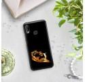 NEON GOLD ETUI NA TELEFON HUAWEI P20 LITE ANE-AL00 MIENIĄCE SIĘ ZLC150