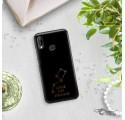 NEON GOLD ETUI NA TELEFON HUAWEI P20 LITE ANE-AL00 MIENIĄCE SIĘ ZLC151