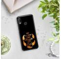 NEON GOLD ETUI NA TELEFON HUAWEI P20 LITE ANE-AL00 MIENIĄCE SIĘ ZLC161
