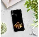 NEON GOLD ETUI NA TELEFON HUAWEI P20 LITE ANE-AL00 MIENIĄCE SIĘ ZLC162