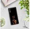 NEON GOLD ETUI NA TELEFON HUAWEI P20 EML-L09 MIENIĄCE SIĘ ZLC100