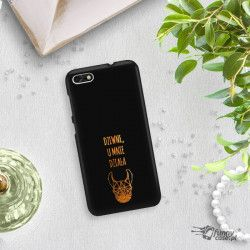 NEON GOLD ETUI NA TELEFON HUAWEI P9 LITE MINI MIENIĄCE SIĘ ZLC102