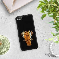 NEON GOLD ETUI NA TELEFON HUAWEI P9 LITE MINI MIENIĄCE SIĘ ZLC112