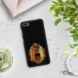 NEON GOLD ETUI NA TELEFON HUAWEI P9 LITE MINI MIENIĄCE SIĘ ZLC120