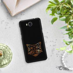 NEON GOLD ETUI NA TELEFON HUAWEI Y5 2017 Y6 2017 MYA-L03 MIENIĄCE SIĘ ZLC101