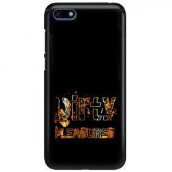 NEON GOLD ETUI NA TELEFON HUAWEI Y5 2018 MIENIĄCE SIĘ ZLC108