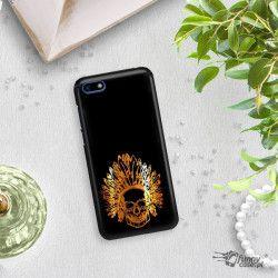 NEON GOLD ETUI NA TELEFON HUAWEI Y5 2018 MIENIĄCE SIĘ ZLC120