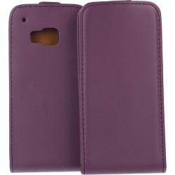 KABURA SLIGO ELEGANCE HTC ONE M9 FIOLETOWY