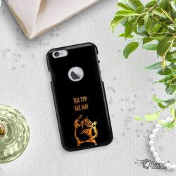 NEON GOLD ETUI NA TELEFON IPHONE 6 PLUS / 6S PLUS A1522/A1634 Z WYCIĘ CZAR NEON ZLC100