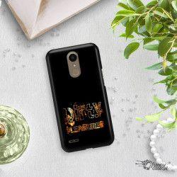 NEON GOLD ETUI NA TELEFON LG K10 2017 M250N MIENIĄCE SIĘ ZLC108