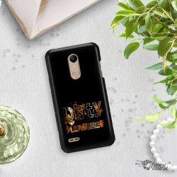 NEON GOLD ETUI NA TELEFON LG K10 2018 MIENIĄCE SIĘ ZLC108