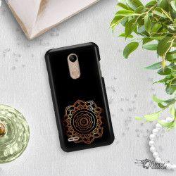 NEON GOLD ETUI NA TELEFON LG K10 2018 MIENIĄCE SIĘ ZLC118