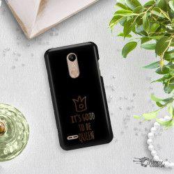 NEON GOLD ETUI NA TELEFON LG K10 2018 MIENIĄCE SIĘ ZLC130