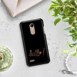 NEON GOLD ETUI NA TELEFON LG K10 2018 MIENIĄCE SIĘ ZLC136