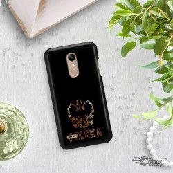 NEON GOLD ETUI NA TELEFON LG K10 2018 MIENIĄCE SIĘ ZLC142