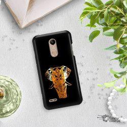 NEON GOLD ETUI NA TELEFON LG K8 2018 MIENIĄCE SIĘ ZLZ112