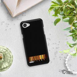 NEON GOLD ETUI NA TELEFON LG Q6 M700A MIENIĄCE SIĘ ZLC105