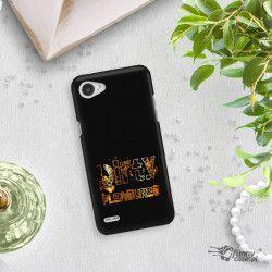 NEON GOLD ETUI NA TELEFON LG Q6 M700A MIENIĄCE SIĘ ZLC108